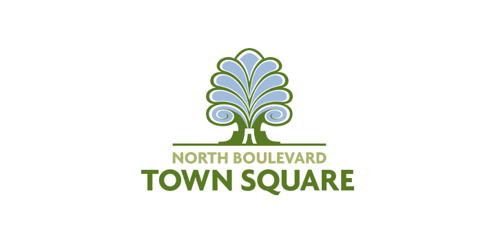 North Boulevard Town Square