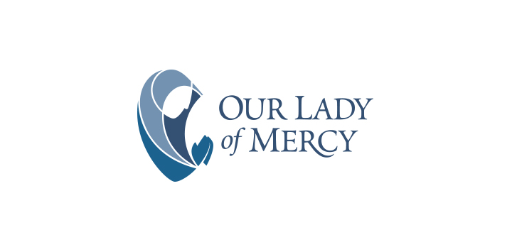 Our Lady of Mercy Branding