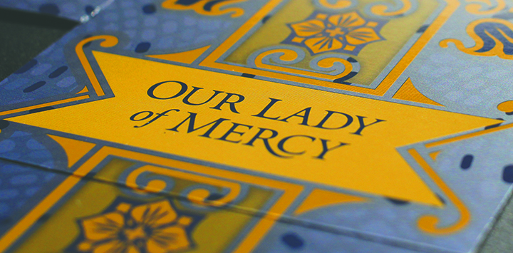 Our Lady of Mercy Columbarium Direct Mail